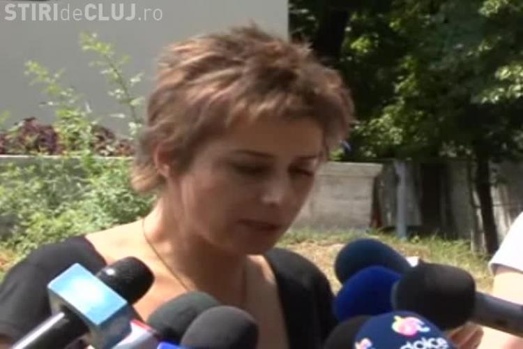 Anamaria Prodan, acuzată că a sunat jucătorii de la Gloria Bistrița