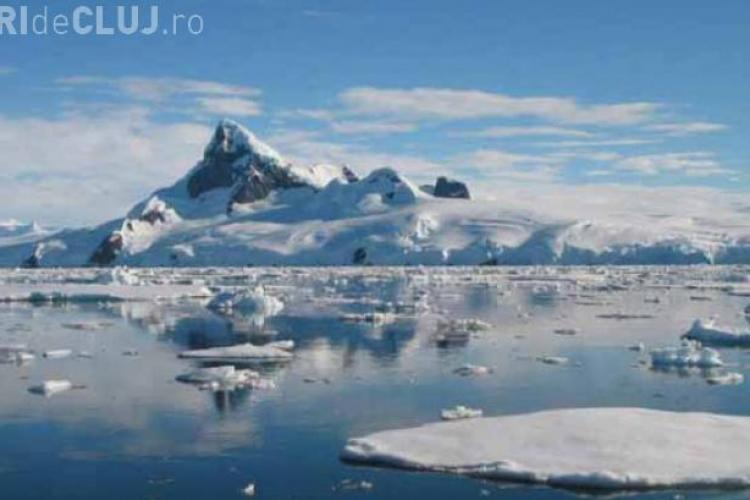 Antarctica acum 52 de milioane de ani