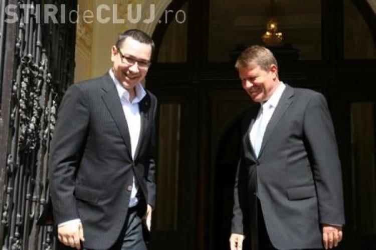 Johannis a confirmat: Ponta mi-a propuns un post de ministru
