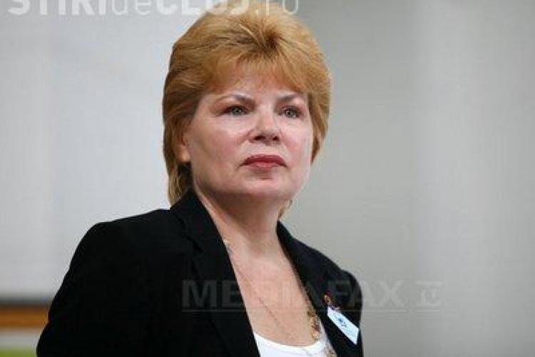 Mona Pivniceru a DEMISIONAT din CSM. Ponta a propus-o la Justiţie, lucru contrar legii