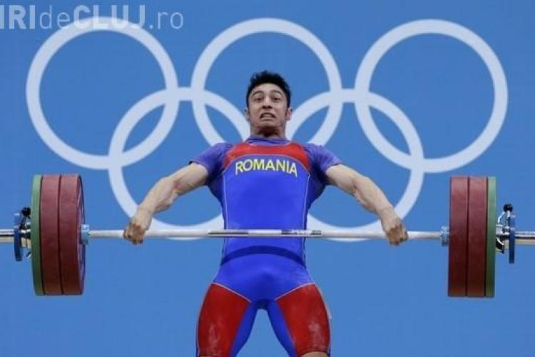 Clujeanul Răzvan Martin a câștigat la Londra bronzul olimpic la haltere