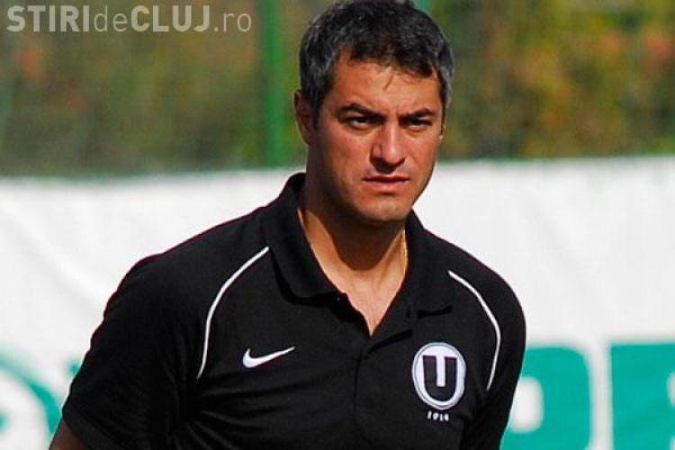 """Dulca a plâns după ce a învins Gloria Bistrița: """"Le mulţumesc suporterilor, victoria e şi pentru tatăl meu"""""""