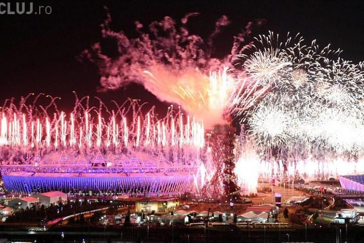 Fotografii SPECTACULOASE de la deschidere JO 2012 din Londra