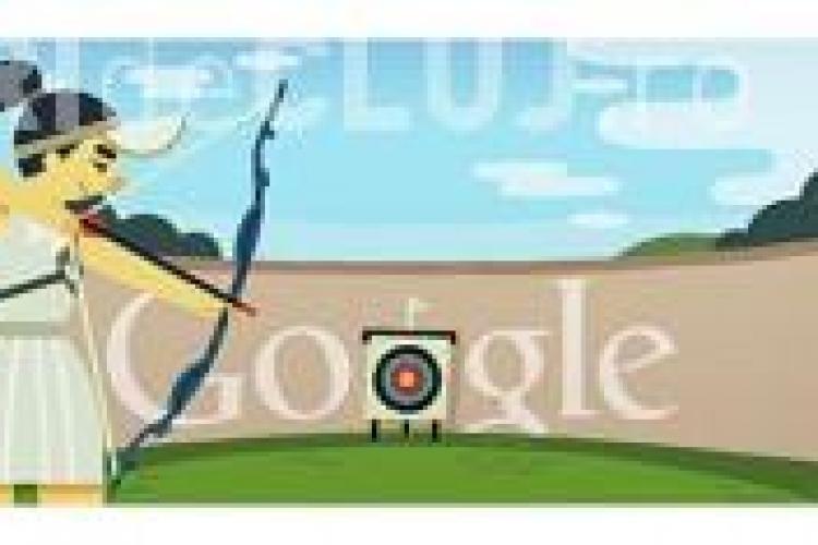 Londra 2012: Google îl sărbătoreşte pe Im Dong Hyung - arcaşul orbul care a doborât recordul mondial la tir cu arcul