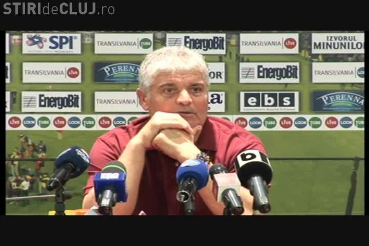 Ce lot are CFR Cluj pentru Champions League VIDEO