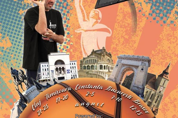Ghiţă Mureşan Summer Camp Tour 2012 se desfășoară în luna august