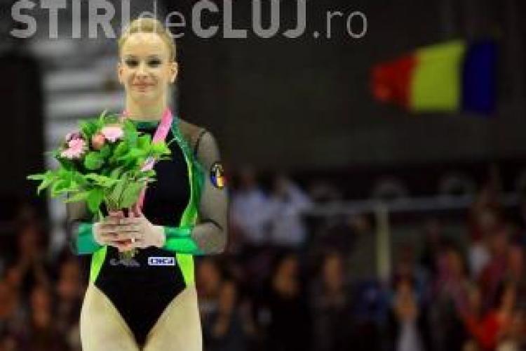 Sandra Izbaşa, fostă studentă clujeancă, felicitată de UBB pentru performanţa de la Jocurile Olimpice