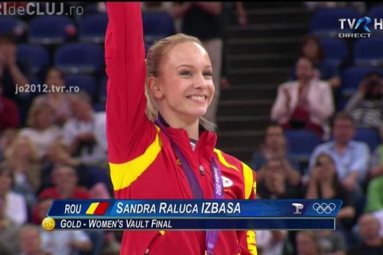 Andreea Răducan: Suntem recunoscuţi ca o şcoală de gimnastică VIDEO