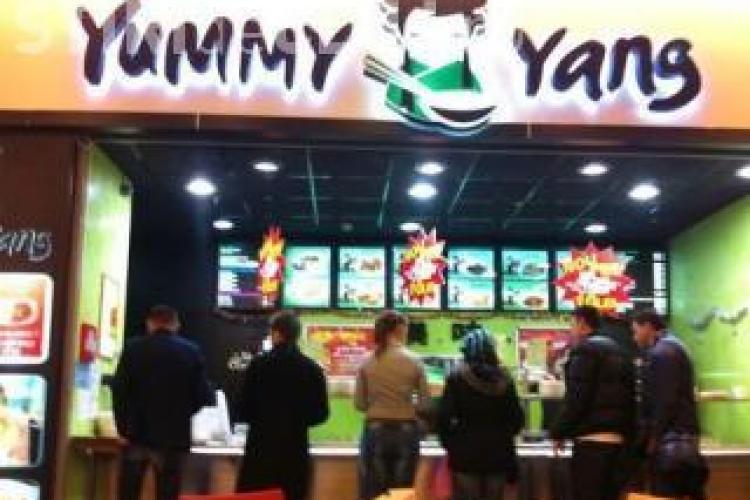 Restaurantul Yummy Yang din Iulius Mall, redeschis