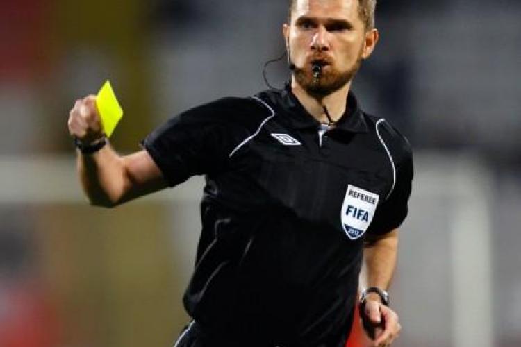 Pe cine a trimis Crăciunescu să arbitreze CFR Cluj - FC Vaslui