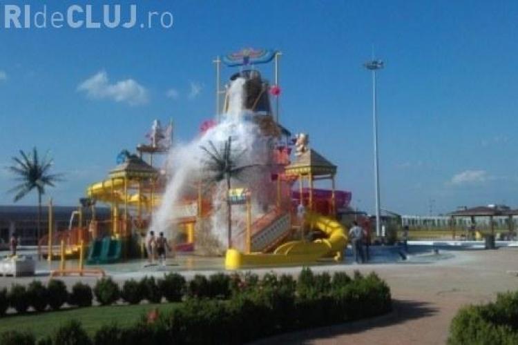 Cel mai mare parc de distracţii din România se deschide vineri