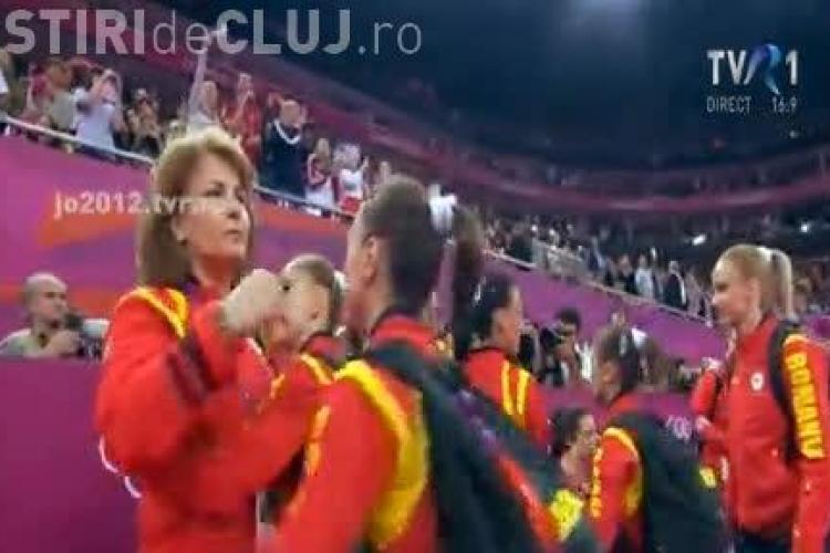 JOCURILE OLIMPICE: România, bronz la gimnastică pe echipe VIDEO
