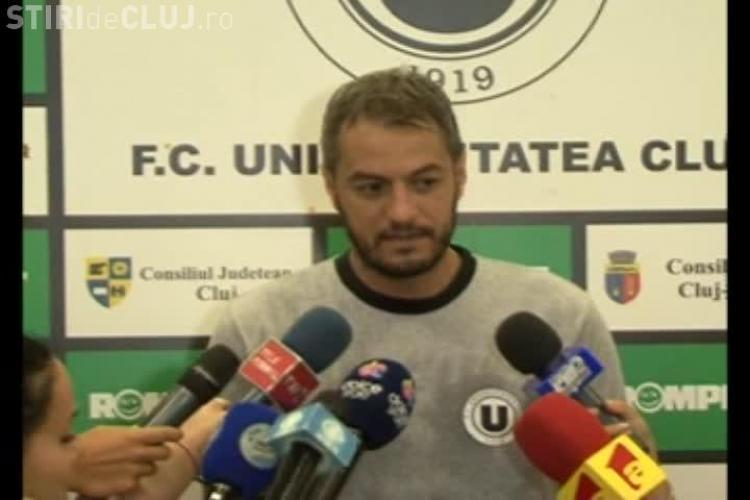 Cristi Dulca: Îi mulțumesc lui Niculescu pentru că a pregătit echipa VIDEO