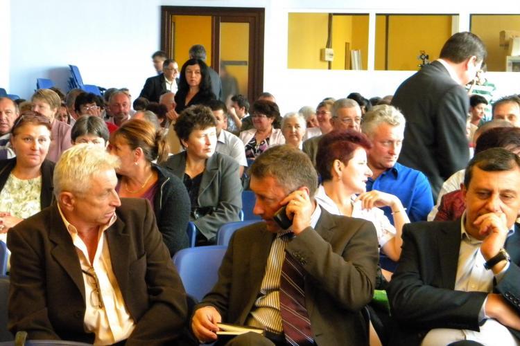 Consiliul pentru Dezvoltare Regională al Regiunii de Dezvoltare Nord-Vest - Cluj şi-a ales membrii. Vezi cine sunt!