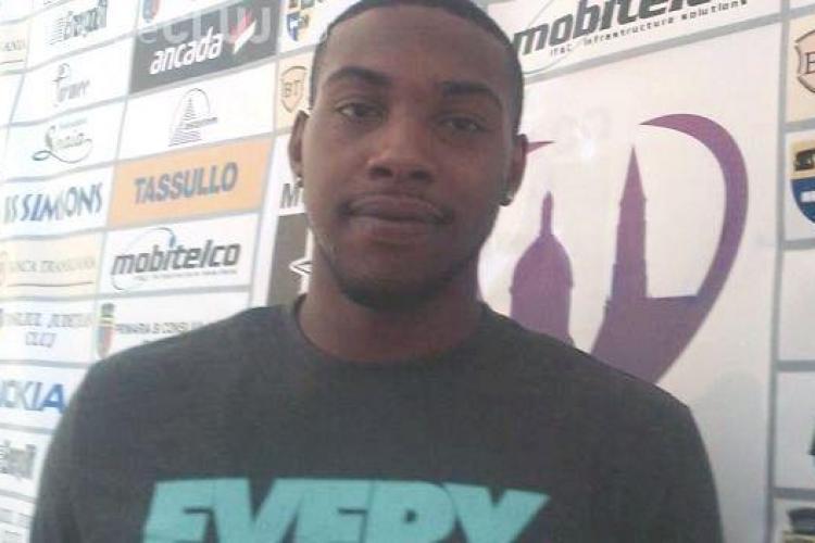 Sean Barnette, jucătorul U Mobitelco, a ajuns la Cluj