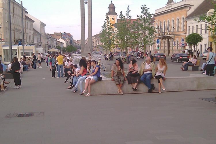 Evenimente în Piața Unirii, în weekend - ul 24 - 26 august