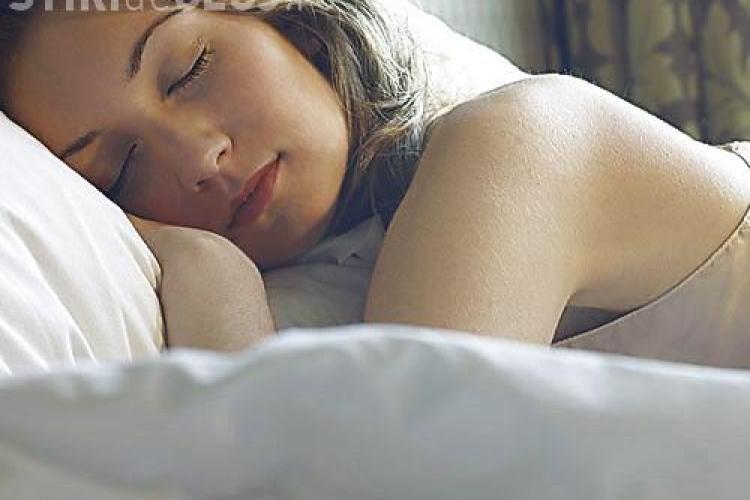 DESCOPERIRE: Oamenii pot învăţa şi în somn