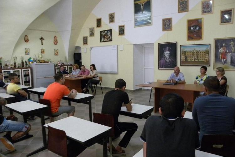 Penitenciarul Gherla: Program pentru reducerea riscului de recidivă