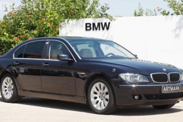 BMW-ul Regelui Mihai I, scos la licitaţie