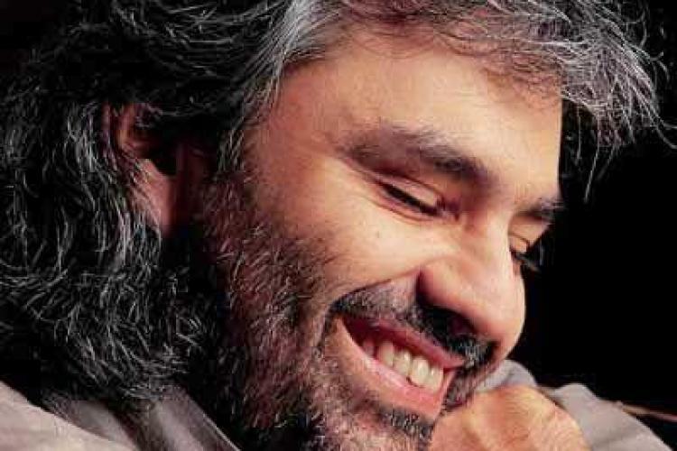 Andrea Bocelli va concerta în România în 2013. Cât costă biletele