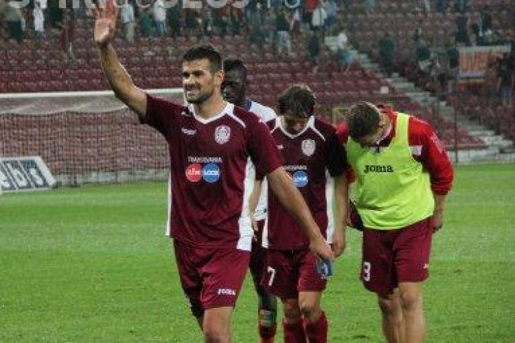FC Basel - CFR Cluj 1-2 - LIVE TEXT Sougou a reușit dubla VIDEO
