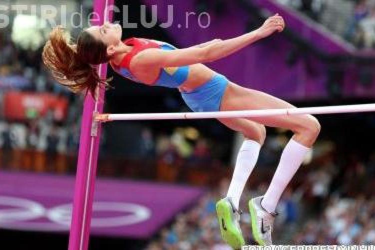 JO 2012: Anna Chicherova este campioana săriturii în înălţime