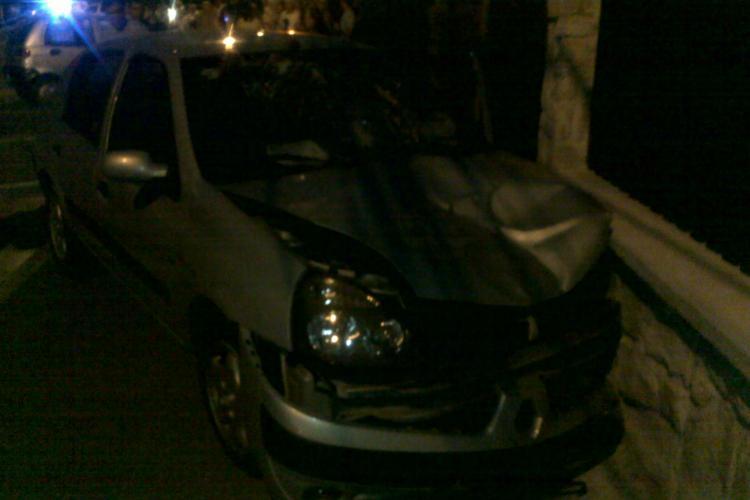 Accident de GROAZA in Grigorescu, Cluj-Napoca. Două persoane grav ranite . Criminalistii au venit dupa 40 minute,  ambulanta dupa 15 minute