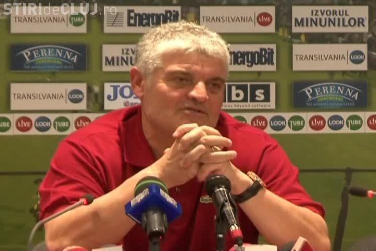 Ioan Andone îl atacă pe Gigi Becali: Vrem să eliminăm Basel -ul să facem puncte, să nu se mai laude unii VIDEO