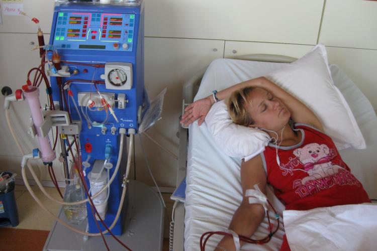 Vacanţă la mare pentru copiii cu suferinţă renală cronică din Cluj şi restul României
