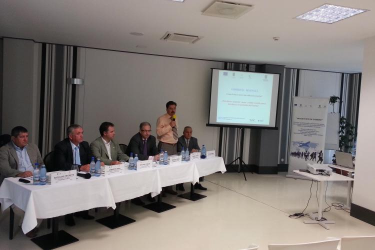 Angajații aeroporturilor din România, școlarizați din bani europeni