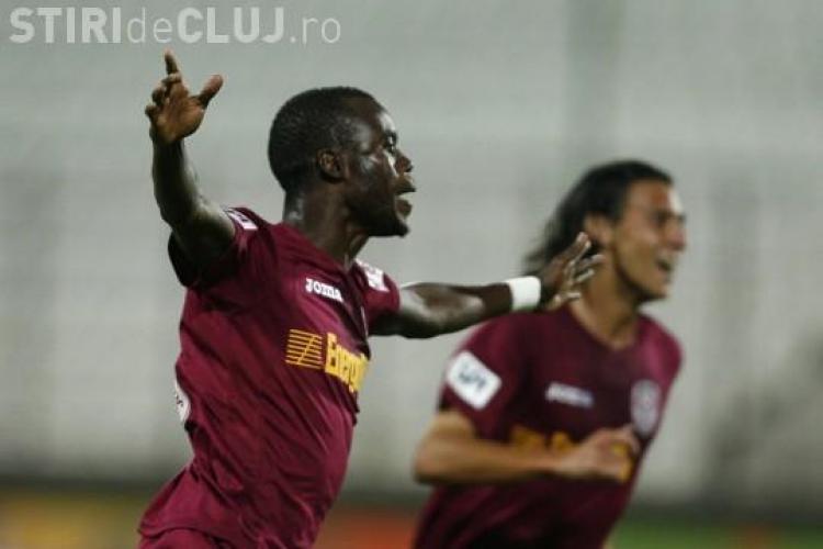 FC Basel - CFR Cluj 1-2 REZUMAT VIDEO
