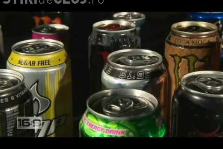 Cât de periculoase sunt băuturile energizante