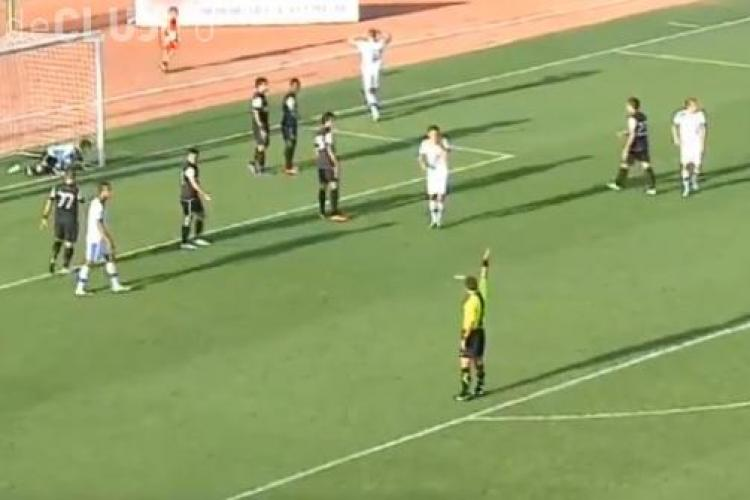 CS Severin - U Cluj 1-1 - REZUMAT VIDEO