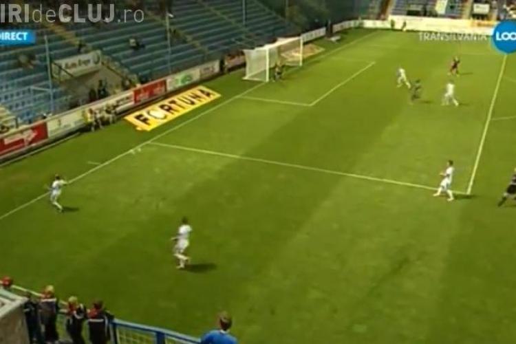 Slovan Liberec - CFR Cluj 1-2 REZUMAT VIDEO - Clujenii, singurii români în Champions League