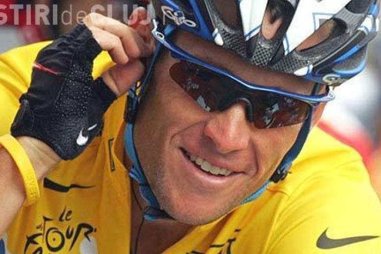 Lance Armstrong a primit interdicție pe viață în ciclism