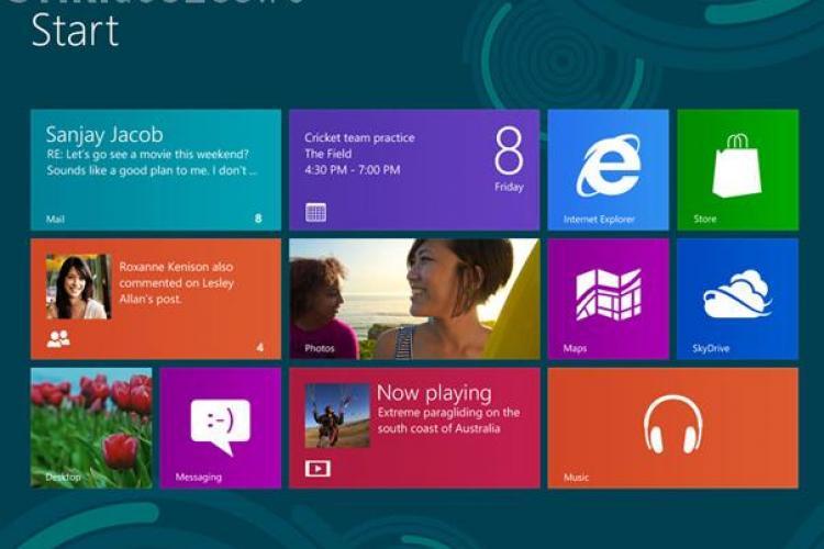 Microsoft a schimbat logo-ul companiei pentru prima oară în 25 de ani - VIDEO