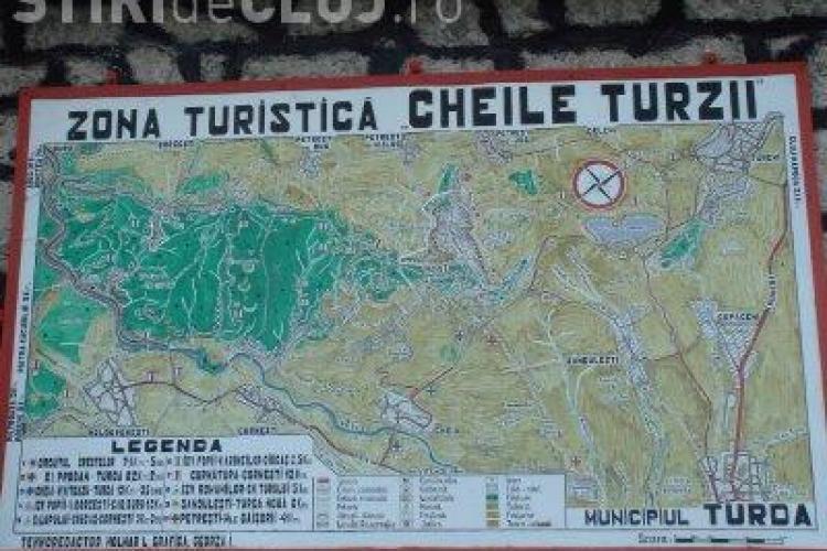 Bani europeni pentru promovarea zonelor Cheile Turzii şi Cheile Turenilor