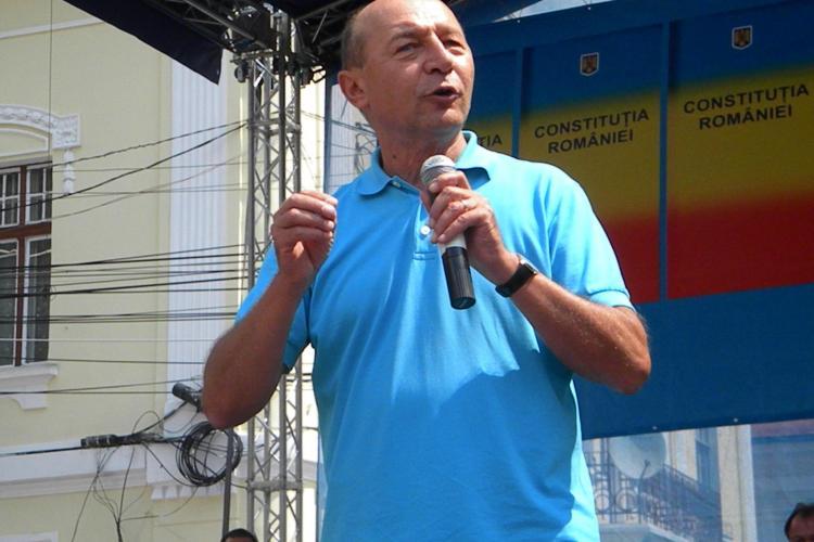 Antonescu: Băsescu nu se simte bine. Nu va reveni la Cotroceni