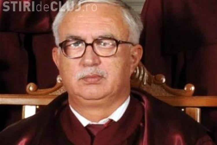 Preşedintele Curții Constituționale, Augustin Zegrean: Mă tem de amenințări și proteste