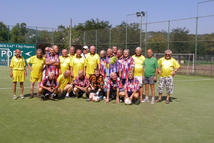 RUTINA - ELANUL 2-1 (1-0). Tradiția meciului de fotbal cu o vechime de 58 de ani merge mai departe
