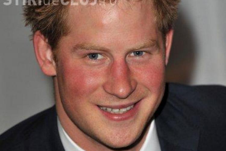 Prinţul Harry şi-a şters contul de Facebook