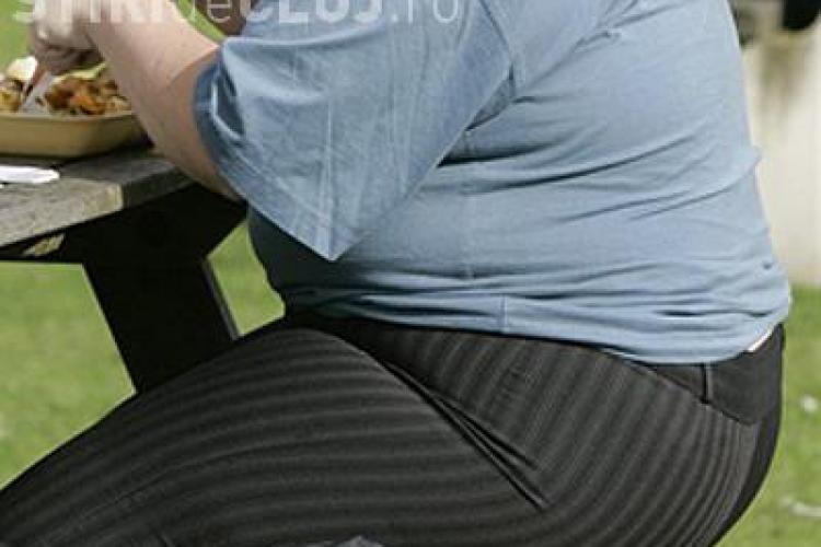 Obezitatea, una dintre cauzele cancerului