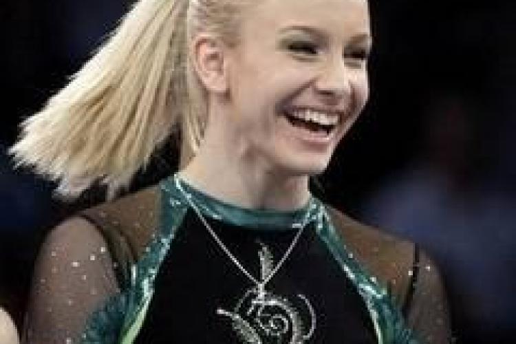 Câţi bani a încasat Sandra Izbaşa pentru o medalie de aur şi una de bronz!
