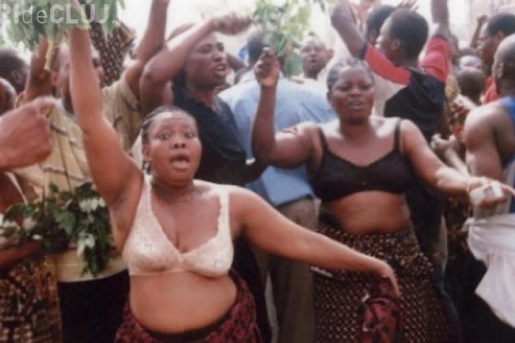 GREVĂ DE SEX pentru demiterea preşedintelui în Togo