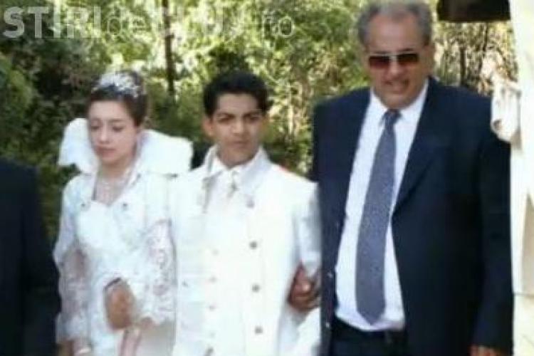 La 15 ani au avut o nuntă ca în FILME de 100.000 de EURO cu maşini de LUX şi rochie de mireasă Channel de 28.000 EURO VIDEO