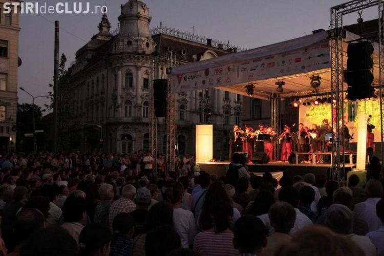 Programul de joi al Zilelor Culturale Maghiare din Cluj