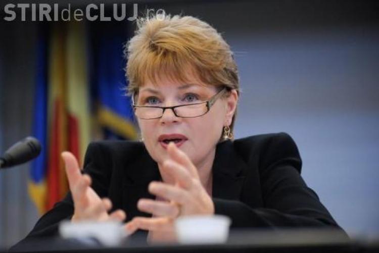 CSM a luat cunoștință de demisia Monei Pivniceru din magistratură. Diseară avem ministru de Justiție