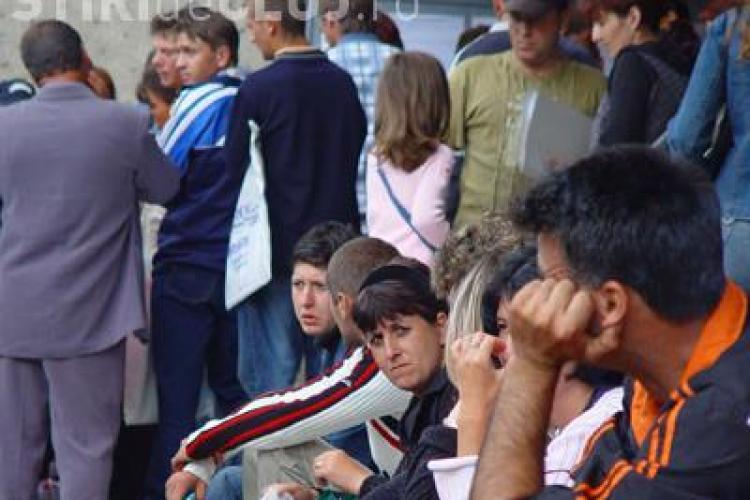 Şomerii din Harghita refuză joburile din cauza salariului