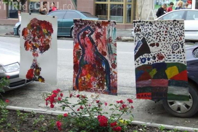 50 de artişti din toată lumea participă la Tabăra Internaţională de Arta Plastică Inter-Art, la Aiud