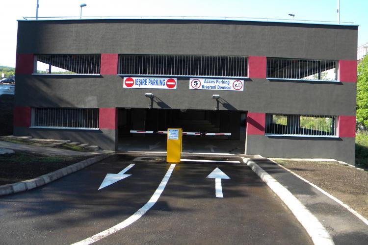 Parking-ul de pe Mehedinţi a fost inaugurat. Vezi cât costă abonamentul FOTO VIDEO